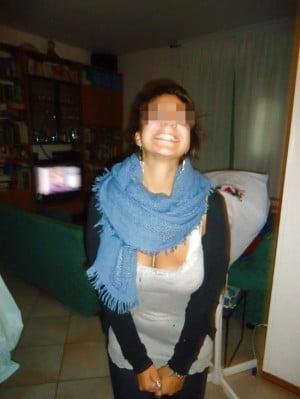 Amélie, célibataire coquine à gros seins de Levallois
