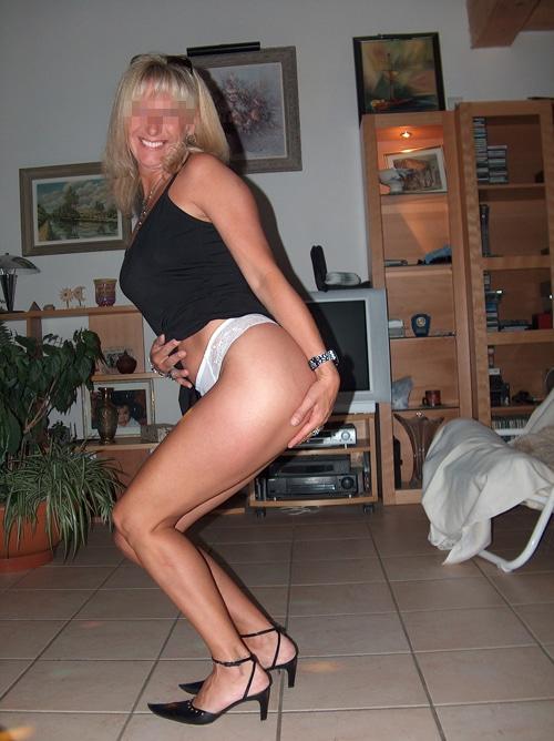 Anabelle Blonde chaude du Mans