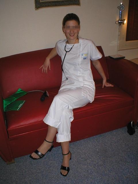 Anne infirmière de Nantes
