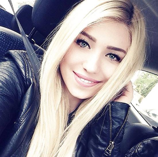 Bérénice, blonde d'Aix-en-Provence