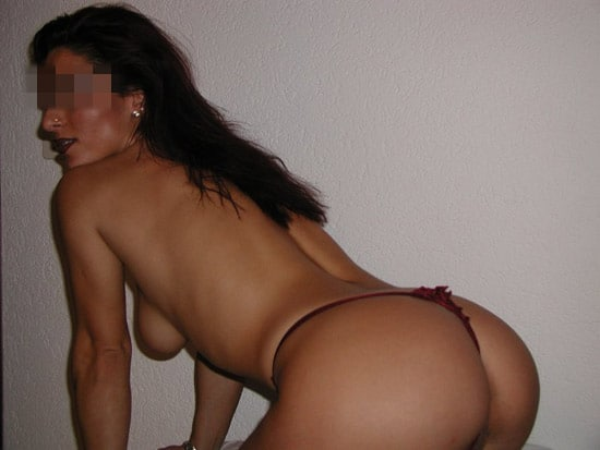 Candice, cougar hot de Nîmes
