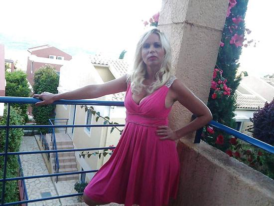 Christelle, mature de Marseille