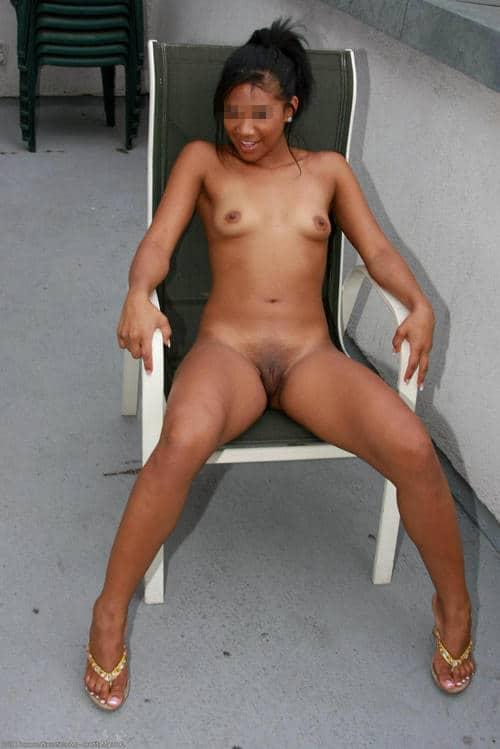 Christelle, belle black de Nice
