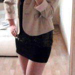 Clarisse, fille timide de 22 ans, de La Rochelle, veut se dévergonder