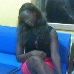 Fatou, femme black africaine, de Bobigny, cherche un plan baise hard