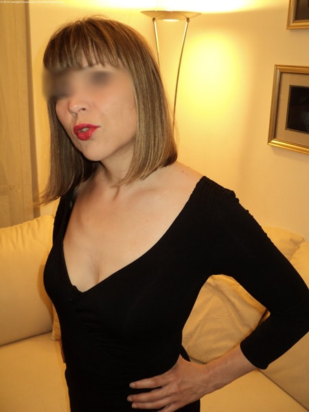 Irène cougar de Paris