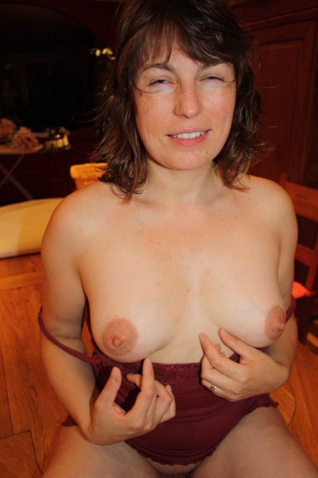 Jacqueline, femme au foyer d'Orléans