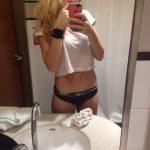 Leslie, jolie blonde coquine cherche plan cul régulier à Marseille