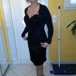 Plan cul avec Ludmilia, cougar blonde divorcée de Hyères