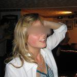 Morgane, blonde célibataire, de Puteaux, cherche baise sans attache