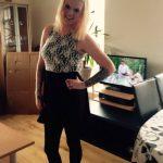 Morgane, blonde libertine d'Issy-les-Moulineaux, cherche couple