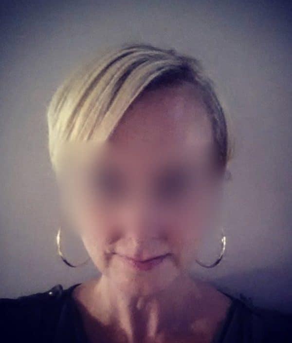 Femme mure blonde Villeneuve d'Ascq