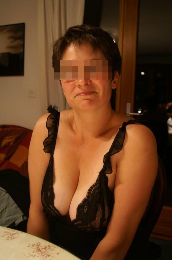 Murielle, cougar lilloise