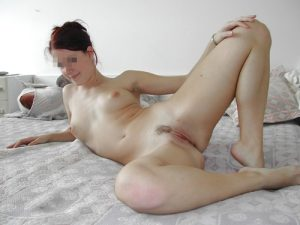Roxanne, libertine rousse